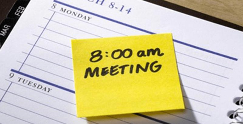 Koje je NAJGORE vreme za zakazivanje sastanka sa klijentom