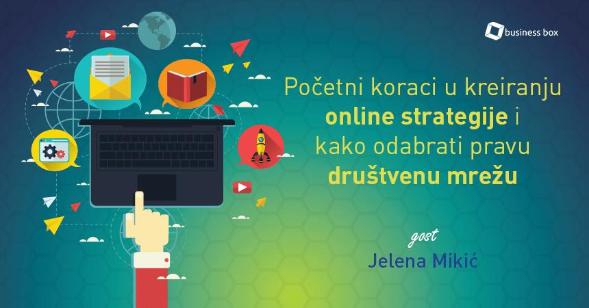 Početni koraci u kreiranju online strategije i kako odabrati pravu društvenu mrežu